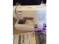 Brother RH127 sewing machine