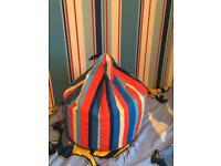 Kids beanbag. As new! £10