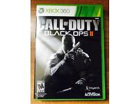 Call of duty black ops 2 Xbox 360! Xbox one & 3D TV compatible