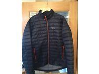 Men's Altus Rab Navy Blue Jacket size XL