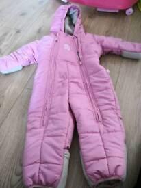 Baby Huggie suit