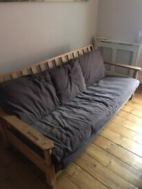 Futon Sofa | Double Bed | Used in Good Condition