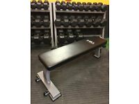 Brand New Commercial Grade Flat Dumbbell Bench - Weights Gym