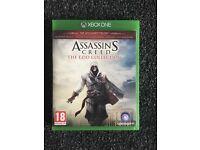 Assassins creed ezio collection Xbox one £20 Ono