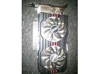 Asus Radeon HD 7790 1gb direct CU II