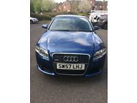 STUNNING TOP OF THE RANGE S-LINE VERY LOW MILES. TOP OF TGE RANGE NOT VW BMW. £4750. Ono. MINT MINT