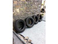 4 X VREDSTEIN Winter Tyres fits Kia SORRENTO XT
