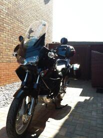 Honda xl1000 varadero 2011 metalic black