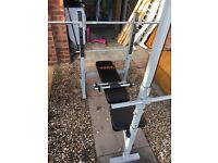 York fitness weight lifting bench