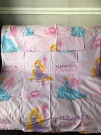 Disney Princess cot bed duvet cover
