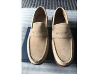 Men's cole Hann suade loafers