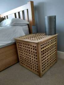 Ikea Hol Bedside cabinet / Side table x2