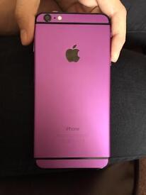 Purple iPhone 6Plus