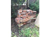 Free bricks, slates and flags/paving