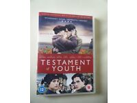 'Testament of Youth' DVD