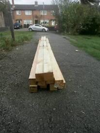 3x3 timbers