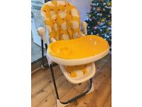 Cosatto Supa Noodle Chickens High Chair
