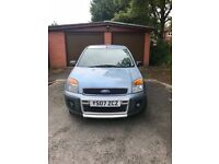 FORD FUSION 1.4 PURSUIT CLIMATE FULL MOT IMMACULATE