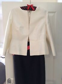 Hobbs dress and jacket brand new size 14