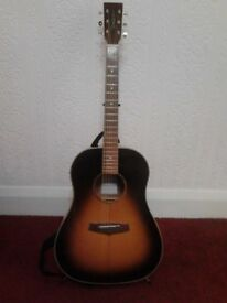 Tanglewood Acoustic / Electric Guitar