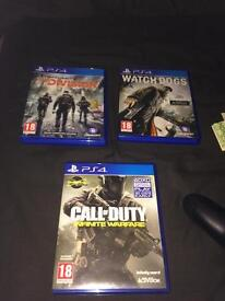 3 Games For £50 Ono