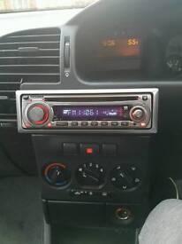 Kenwood car CD player