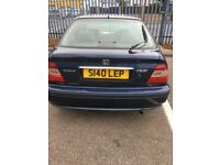 nice honda civic with 4 months mot, 5 doors, two keys.