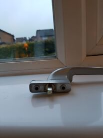 Silver Window Handles