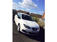 Seat Ibiza 1.2L Cheap tax, Cheap Insurance