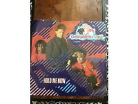 Thompson Twins Hold Me Now 1983 Record
