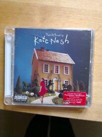 Kate Nash 'Made of bricks' CDs. 50p