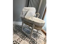 Mothercare brand NEW Moses basket