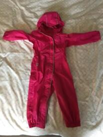 Pink Puddle Suit