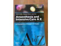Primary FRCA textbooks