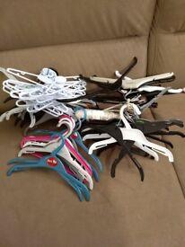 70 kids hangers