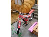 Beta zero 260 trials bike
