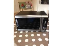 Sainsburys microwave and grill combi