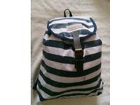QUARTERDECK rucksack backpack,brand new shop soiled