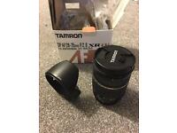 Tamron AF28-75mm F/2.8 lens for CANON