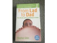 From lad to dad & You're the Daddy by Stephen Giles