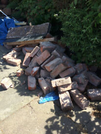 Free bricks for collection