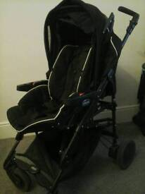 Chicco living smart pushchair travel system