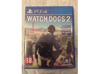 PS4 watchdog game
