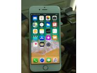 iPhone 6 16GB Silver Unlocked.Good condition!