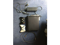 Xbox 360 Elite 120 GB & games