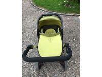 Jane Rider Pushchair / Travel System inc Matrix lie flat car seat