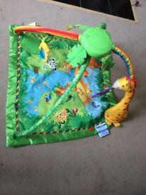 Play mat, Jungle gym - Fisherprice