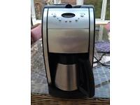 Cuisinart Grind & brew coffee machine