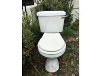 Toilet (Armitage Shanks), Good Condition for collection