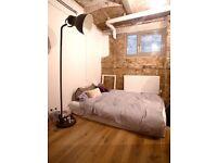 1 Large En-Suite Bedrooms in Cool Warehouse..COUPLES OK Massive Lounge/Kitchen
